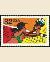 #2961 - 32¢ Volleyball