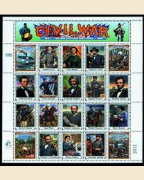 #2975 - 32¢ Civil War