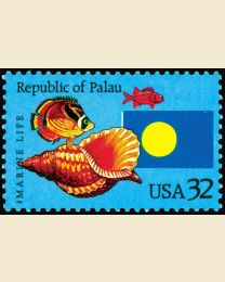 #2999 - 32¢ Republic of Palau