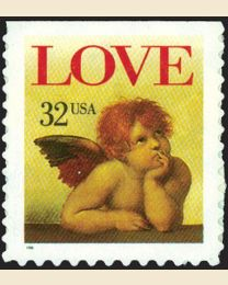#3030 - 32¢ Love Angel