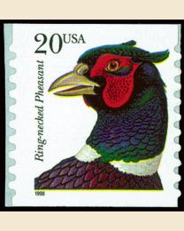 #3055 - 20¢ Ring-Neck Pheasant