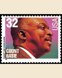 #3096 - 32¢ Count Basie
