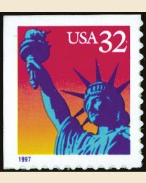 #3122 - 32¢ Statue of Liberty