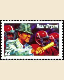 "#3143 - 32¢ Paul ""Bear"" Bryant"