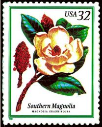 #3193 - 32¢ Southern Magnolia