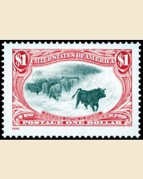 #3210a - $1 Cattle in Storm