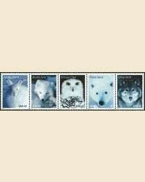 #3288S - 33¢ Arctic Animals