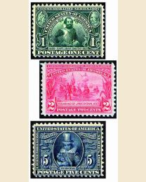 # 328S - Jamestown Set of 3