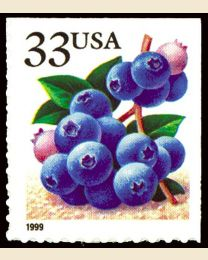 #3294 - 33¢ Blueberries