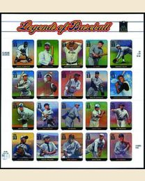#3408 - 33¢ Baseball Legends