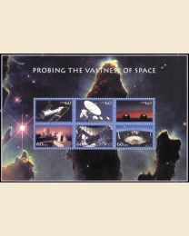 #3409 - 60¢ Probing Space