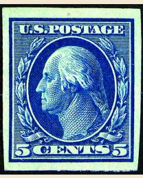 # 347 - 5¢ Washington
