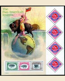 #3505 - 2001 Pan-Am Inverts