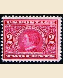 # 370 - 2¢ William Seward