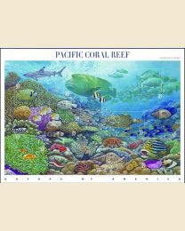 #3831 - 37¢ Pacific Coral Reef