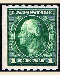 # 410 - 1¢ Washington