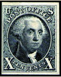 #   4 - 10¢ Washington
