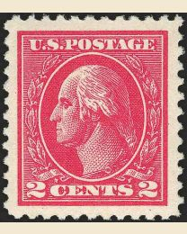 # 528B - 2¢ Washington