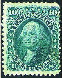 #  68 - 10¢ Washington