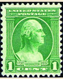 # 705 - 1¢ Washington