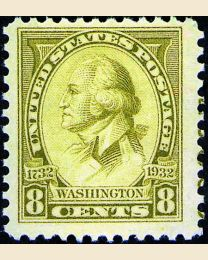 # 713 - 8¢ Washington