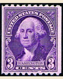 # 722 - 3¢ Washington