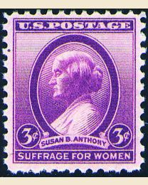 # 784 - 3¢ Susan B. Anthony