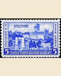 # 789 - 5¢ West Point