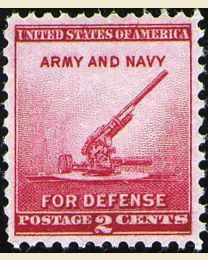 # 900 - 2¢ Anti-aircraft gun