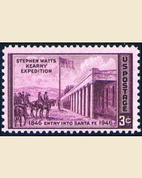 # 944 - 3¢ Kearny Expedition
