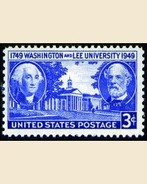 # 982 - 3¢ Washington & Lee University
