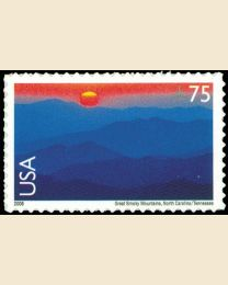 #C140 - 75¢ Smoky Mountains