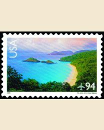 #C145 - 94¢ St. John, Virgin Islands
