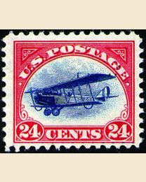 #  C3 - 24¢ Curtiss Jenny