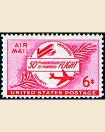 # C47 - 6¢ Flight 50th Anniversary