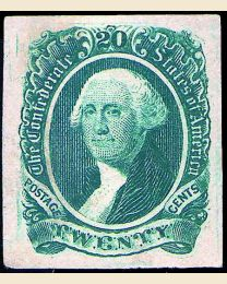 #CS13 - 20¢ Washington