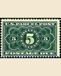 # JQ3 - 5¢ Parcel Post Postage Due