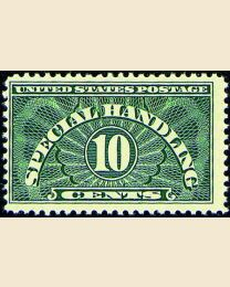 # QE1 - 10¢ Special Handling