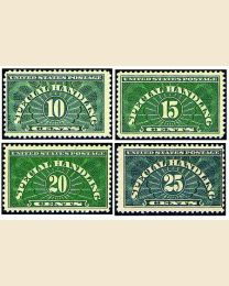# QE1S - Special Handling Set of 4