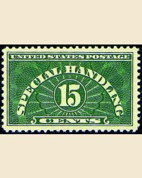 # QE2 - 15¢ Special Handling