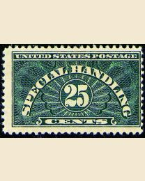 # QE4 - 25¢ Special Handling