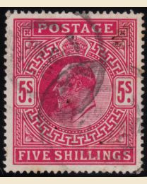 Great Britain #140 - Used, VF