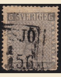 Sweden # 3 - Used, F