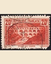 France #254 - Used, F-VF