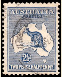 Australia's First Stamp Design