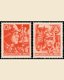 Hitler's Last Stamps