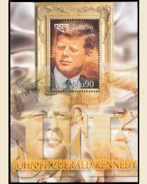 JFK Commem. Sheet