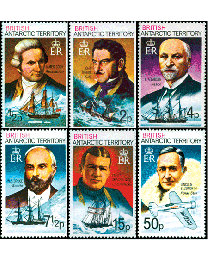 British Antarctic Explorers