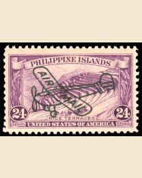 24c Airmail Overprint