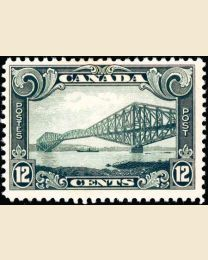 #156 12¢ Quebec Bridge
